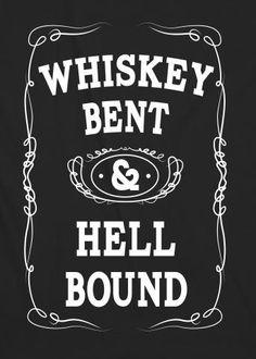 Hank Williams Jr ~ Whiskey Bent & Hell Bound