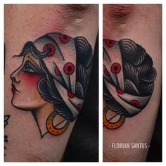 Pin by dan dinen on tatts pinterest sailor jerry flash for Sailor jerry gypsy tattoo