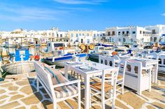 """Ferriesingreece on Instagram: """"Why visit Paros? 😍☀ ⠀ ______________________⠀ Situated in the heart of the Cyclades island complex, Paros is a great alternative to the…"""""""