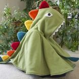 Sew Can Do Dynamite Dinosaur Cape Pattern by The Green Hedgehog