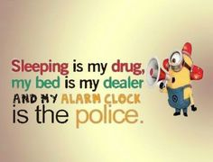 This Minion is delusional