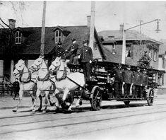 Columbus Mileposts | Feb. 17, 1913: Fire horses lose race to ...