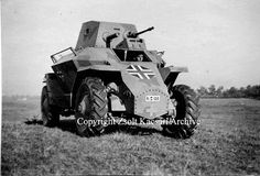 Casaba Armoured Car