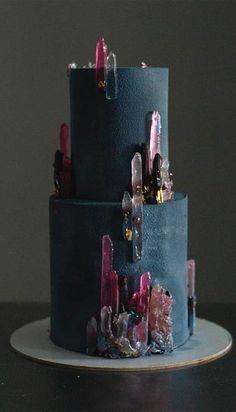 unique wedding cakes, wedding cake trends best wedding cakes 2020 wedding cakes cakes elegant cakes rustic cakes simple cakes unique cakes with flowers Gorgeous Cakes, Pretty Cakes, Cute Cakes, Amazing Cakes, Crazy Cakes, Fancy Cakes, Pink Cakes, Unique Wedding Cakes, Wedding Cake Designs