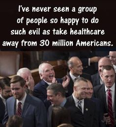 Republikkkans had 8 years to come up with a plan...they've got Nothing!! But are willing to take from Taxpayers who elected and pay for their Health Care Insurance.