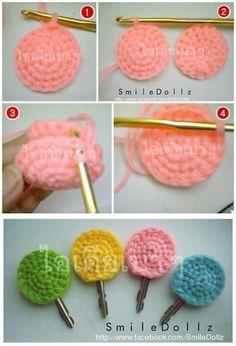Llaves crochet