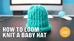This video is a step by step tutorial on how to loom knit your first baby hat! If you have never loomed before, try this video out and you'll see how easy it...