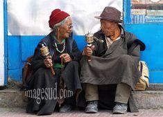 Ladakh, indigenous people in Leh