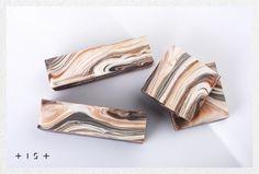 Woodgrain Soap, Tist&co Design Soap School,Handmade soap, Modern CP Soap,natural pigment
