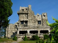 4 American Castles (and the Strange People who Built Them) | Total Mortgage Blog