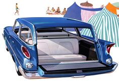 Plan59 :: Woodies :: 1950s Station Wagons :: 1960 Chrysler Town & Country