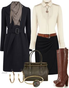 """""""Business Class"""" by christa72 on Polyvore Work outfit #Fashion"""