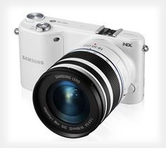 Samsung NX2000 is a $650 Touchscreen Mirrorless Camera with Wi Fi nx2000a