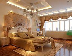 cool Yatak odası asma tavan modelleri