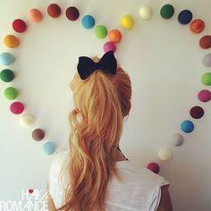 Hair Tutorials : pretty hair bow