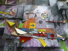 Junky Projects, Hosier Lane, Melbourne Melbourne, Street Art, Projects, Painting, Log Projects, Blue Prints, Painting Art, Paintings, Painted Canvas