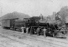 Saltville, VA -This photo was made in 1899.