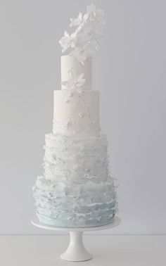 Featured Cake: Zoe Clark Cakes; www.zoeclarkcakes.com wedding cake ideas