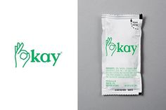 Okay is a cannabis additive for coffee or tea, designed by @base_design. Link in bio.  #highdesigns #420