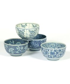 Sometsuke Bowl Set | Daily deals for moms, babies and kids