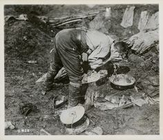 WW1, Trenchlife: The Pleasure of Bathing