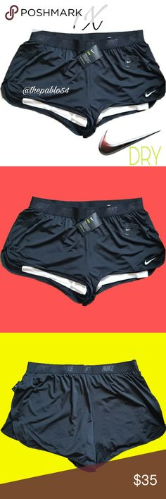 6d69ed69432 Nike Dry Women s Training Shorts Plus Size Benefits Dri-FIT Technology  helps keep you dry