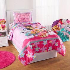 Paw Patrol Girls Kids Bedding Set Girl Best Pup Pals Comforter Sheet Pillow Case for sale online Paw Patrol Bedding, Paw Patrol Bedroom, Duvet, Twin Comforter, Shabby, Kids Bedding Sets, Twin Sheet Sets, Teen Girl Bedrooms, Kid Beds