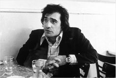 Still of Martin Scorsese in Злые улицы (1973) -