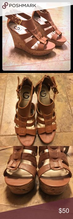 Guess Wedges Worn once G by Guess Shoes Wedges