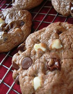 Nutella in a cookie