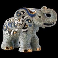 elephant Grey Elephant, Little Elephant, Elephant Art, Sculpture Art, Sculptures, Rajasthani Art, Elephant Tattoo Design, Clay Art Projects, Horseshoe Crafts