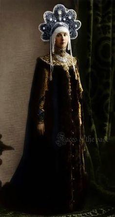 Lopuchinа (Kleinmichel) Maria / Лопухина (графиня Клейнмихель) Мария Николаевна (1879 - 1916)