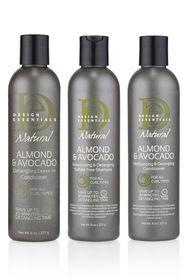 Almond & Avocado Moisturizing and Detangling Collection