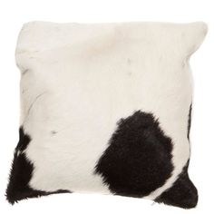 Ozsale - Premium Brazilian Cowhide Cushion now available at our Animal Instincts Sale. Price was $230 and is now $89.