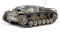 Stug III Ausf.B by Michael Rinaldi (Tamiya 1/48)