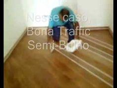 Raspagem de pisos, aplicação de sinteko, bona (Restauração)