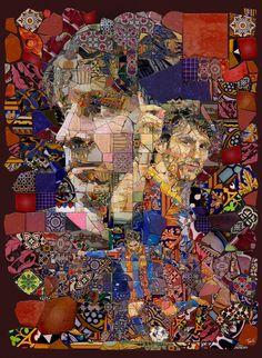 Awsome Messi Mosaic