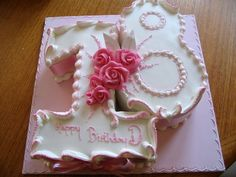18th Birthday Cakes For Girls   Birthday Cake: Birthday Cakes for Girls 18th