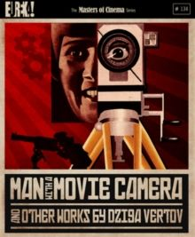 MAN WITH A MOVIE CAMERA AND OTHER WORKS (E) RUSSIA 1929 B/W DZIGA VERTOV DUAL FORMAT BLU-RAY/DVD £29.99 Collection of films by Dziga Vertov.Features – Man With a Movie Camera (1929) catalogue…