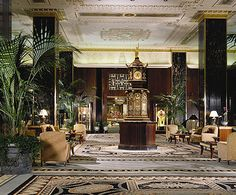 Waldorf Astoria- New York, amazing brunch and classic hotel helped make for a glorious NYC weekend away