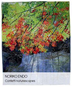 noriko endo photo gallery | NORIKO ENDO – Confetti naturescapes | Italia Invita