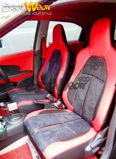 Seatwaer di Honda Kumala Karawang  Seatwear adalah sarung jok mobil dengan desain yang stylish dan inovatif untuk interior jok mobil anda. Seatwear menggunakan kombinasi bahan yang tahan lama karena memakai kulit PU.  *Untuk Pemesanan bisa datang langsung ke Dealer Honda terdekat atau bisa menghubungi sales kami :  Sales Representative 1 (JhuJhu) HP : 085777810007 BB : 5D3EB7E8  Sales Representative 2 (Putra Ahen) HP : 082298191580  BB  : 5C65B0AE  www.seatwear.co.id info@seatwear.co.id