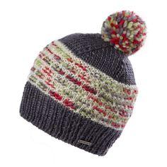 Winter Wear   Prana Francesca Beanie - Gravel Pom Pom Hat 723c9776c