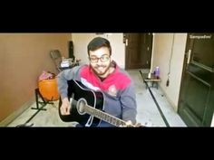 Mere Sapno Ki Rani (Aradhana) | Reprised (Rap) | Acoustic Guitar | Sampa...