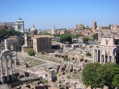 The Forum, Rome Rome Italy, Wonders Of The World, Places Ive Been, Paris Skyline, Spaces, Travel, Viajes, Destinations, Traveling