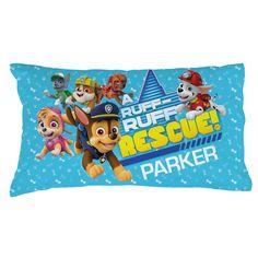 Paw Patrol Ruff Ruff Rescue Pillowcase - Bedding & Blankets - Decor | Tv's Toy Box