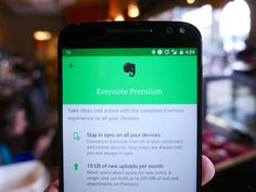 Goodbye, #Evernote: How to export your notes to another app #cloud