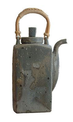 someday I will try a slab teapot like this one