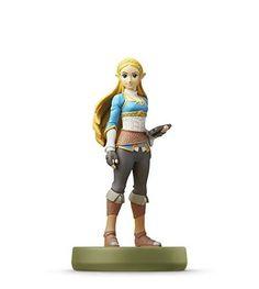 Nintendo amiibo-Zelda: Breath of the Wild