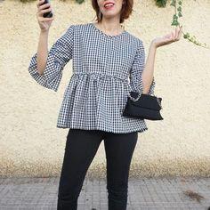 Blusas de moda ¡17 Increíbles modelos Juveniles! | blusas ...